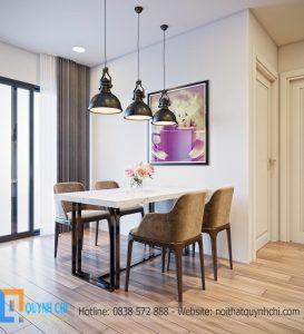 Cách thiết kế nội thất phòng bếp thêm rộng