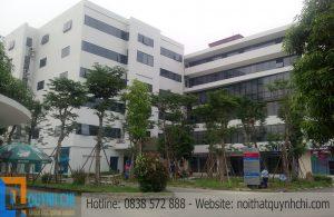 Thiết kế thi công nội thất Bệnh viện hữu nghị Lạc Việt