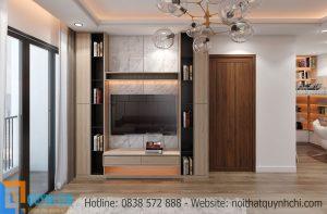 Thiết kế thi công căn hộ chung cư Muberry