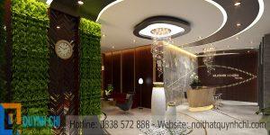 Thiết kế thi công khách sạn Mường Khến